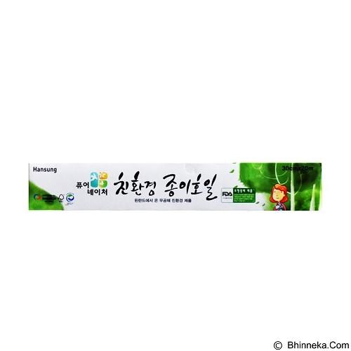 HANSUNG Paper Roll 30cm x 2m (Merchant) - Perangkat Plastik & Kertas