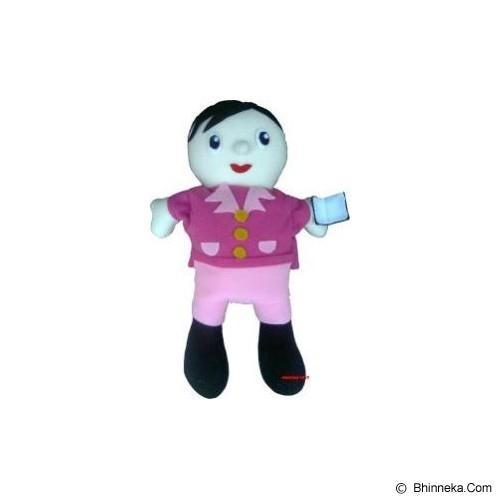 HANUN TOYS Boneka Tangan Profesi Guru - Boneka Kain