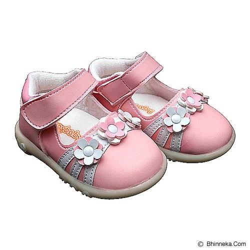 HAPPY BABY Sepatu Bayi Bunyi Size 20 [PCB 814] - Pink - Sepatu Anak