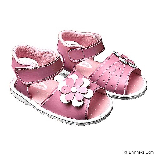 HAPPY BABY Sepatu Bayi Bunyi Size 20 [SB-954] - Pink - Sepatu Anak