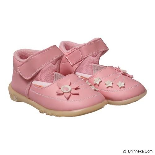 HAPPY BABY Sepatu Bayi Bunyi Size 23 [PCB 829] - Pink - Sepatu Anak
