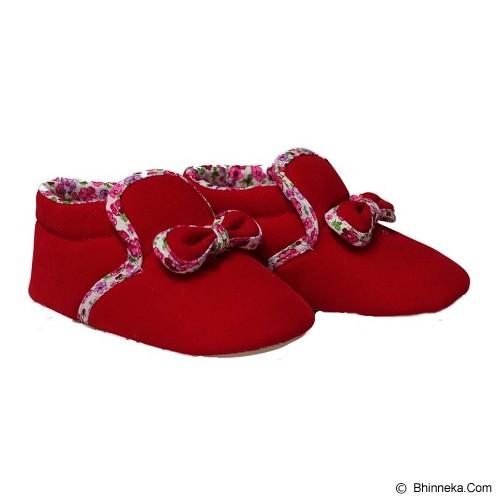 HAPPY BABY Sepatu Bayi Prewalker Size 3 [PWN 501] - Red - Sepatu Anak