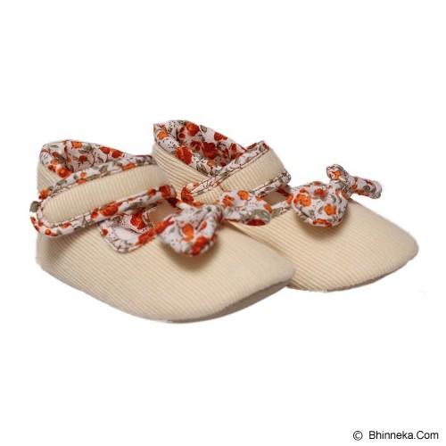 HAPPY BABY Sepatu Bayi Prewalker Size 1 [PWN-511] - Cream - Sepatu Anak