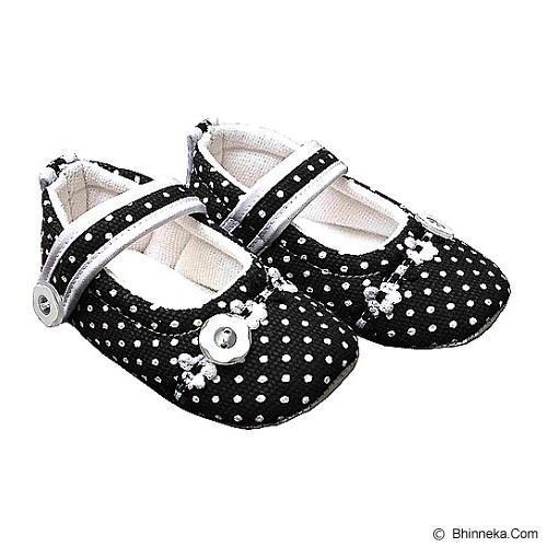 HAPPY BABY Sepatu Bayi Prewalker Size 3 [PW-140] - Black - Sepatu Anak