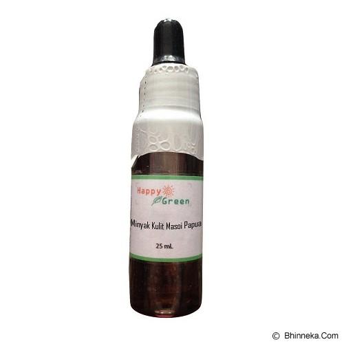 HAPPY GREEN Minyak kulit Masoi Papua 25ml - Body & Essential Oils