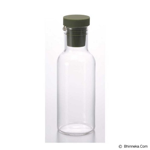 HARIO Cooking Bottle 150ml Olive Green [CKB-150-OG] - Tempat Kecap / Saus