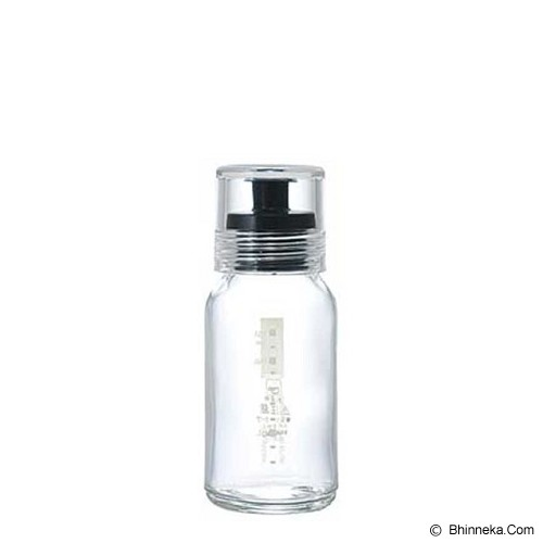 HARIO Dressing Bottle Slim 120 Black [DBS-120-B] - Botol Minum