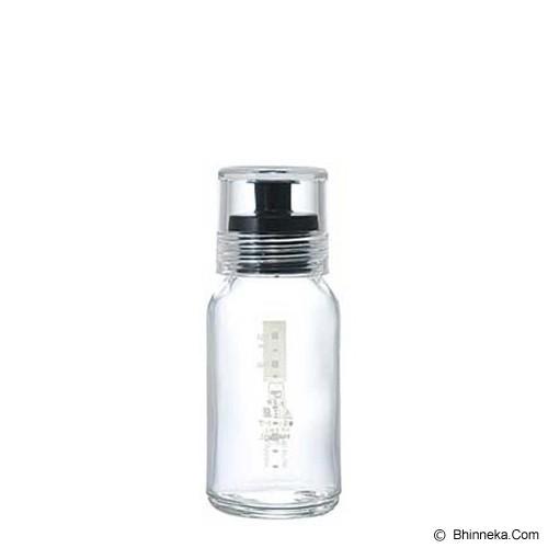 HARIO Dressing Bottle Slim 120 Black [DBS-120-B] - Botol Minum