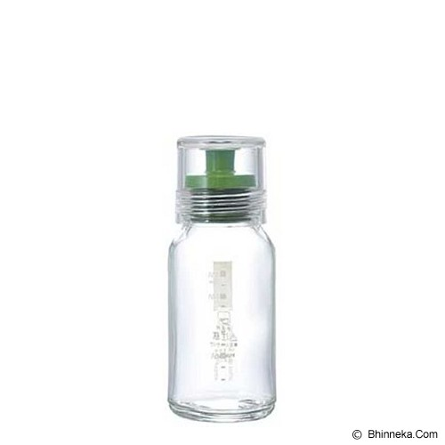 HARIO Dressing Bottle Slim 120 Green [DBS-120-G] - Botol Minum