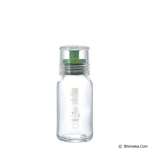HARIO Dressing Bottle Slim 120 Green [DBS-120-G] - Botol Minum