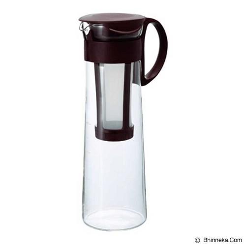 HARIO Water Brew Coffee Pot Brown [MCPN-14-CRB] - Kendi / Pitcher / Jug