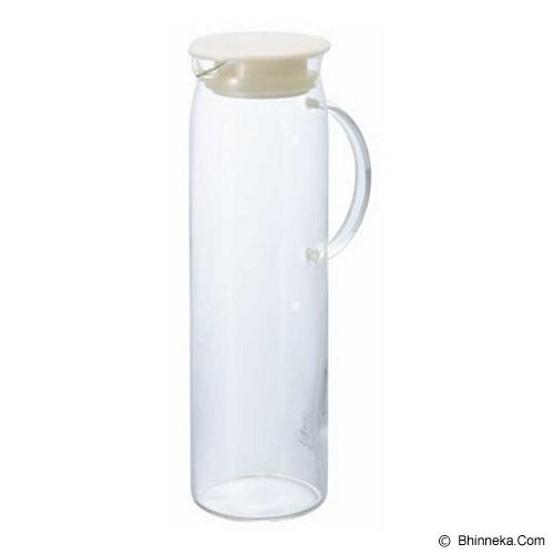 HARIO Handy Pitcher W [HDP-10-PW] - Kendi / Pitcher / Jug