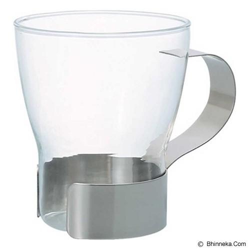 HARIO Hot Cafe Glass Cup 350ml [HCG-350-SV] - Kendi / Pitcher / Jug