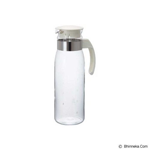 HARIO Refrig Pot Slim Off-White 1400ml [RPLN-14-OW] - Kendi / Pitcher / Jug