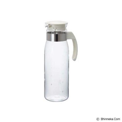 HARIO Refrig Pot Slim Off-White 1400ml [RPLN-14-OW] - Kendi / Pitcher / Jug