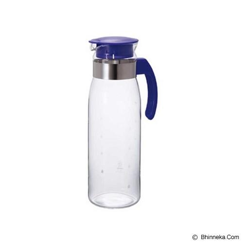 HARIO Refrigerator Pot Slim B Dark Blue - Kendi / Pitcher / Jug