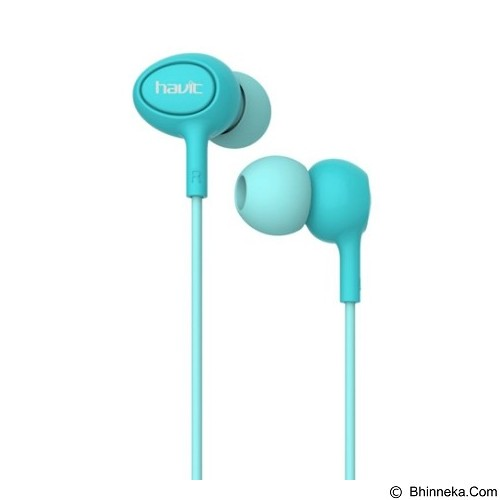 HAVIT Earphone with Mic [HV-E35P] - Earphone Ear Monitor / Iem