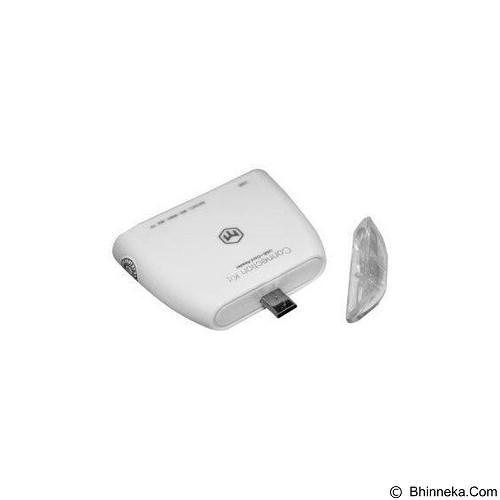 HAVIT Micro USB Card Reader for Smartphone [HV-MAC02] - Memory Card Reader External
