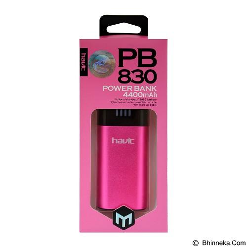 HAVIT Power Bank 4400mAh HV-PB830