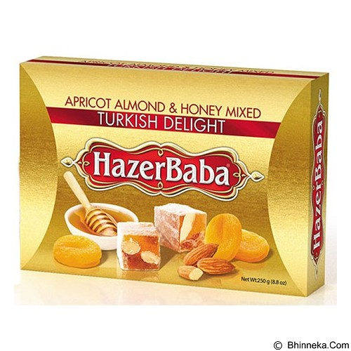 HAZERBABA Apricot Almond & Honey Mixed - Aneka Kacang