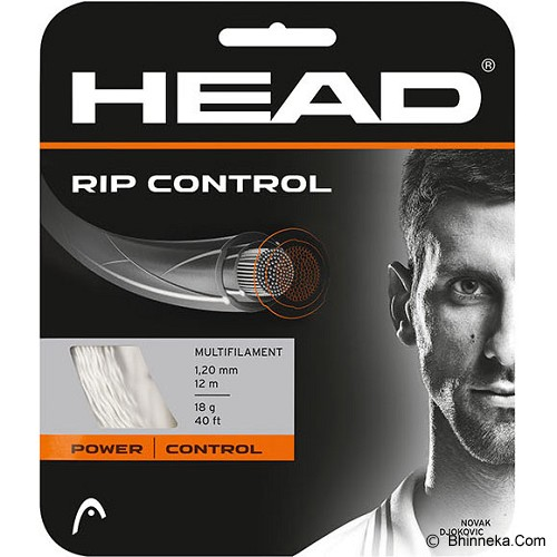 HEAD RIP Control Strings - Aksesoris Raket