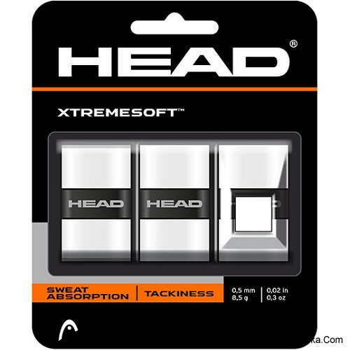 HEAD Xtremesoft Over Grip Over Wrap 3 in 1 - Aksesoris Raket