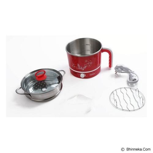 HELES Panci Masak Elektrik [HL-538S] - Red - Panci