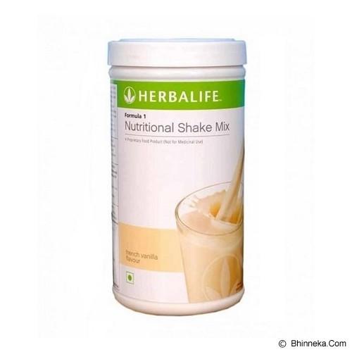 HERBALIFE Shake Mix - French Vanilla - Suplement Pelangsing Tubuh