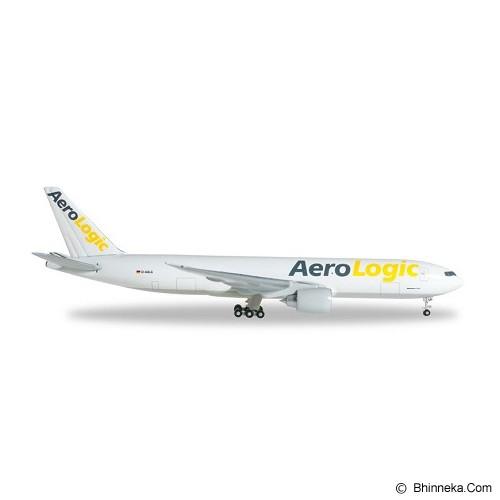 HERPA AeroLogic Boeing 777 Freighter [H506960-001] - Die Cast