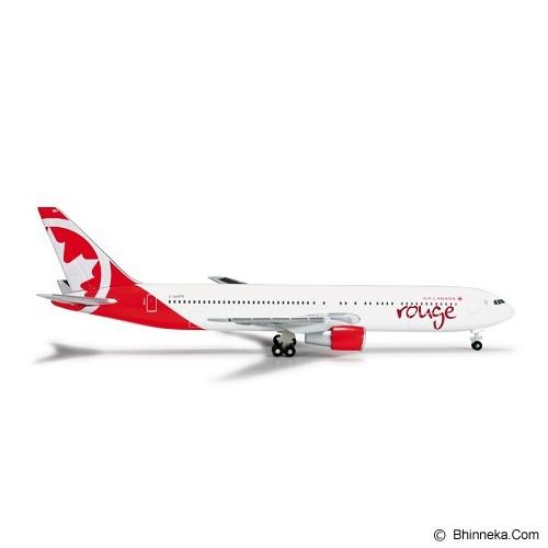 HERPA Air Canada Rouge Boeing 767-300 [H524230] - Die Cast