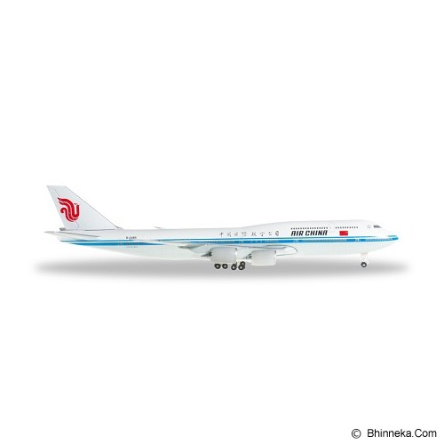 HERPA Air China Boeing 747-8 Intercontinental [H527231] - Die Cast