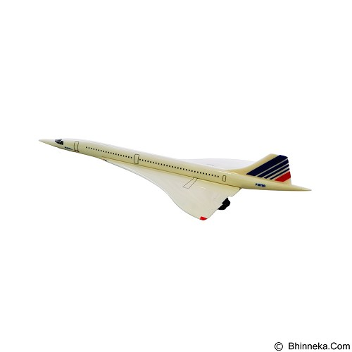 HERPA Air France Concorde Supersonic [605816] (Merchant) - Die Cast
