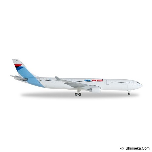 HERPA Air Inter Airbus A330-300 [H526760] - Die Cast