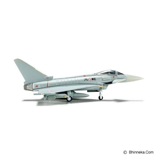 HERPA Austrian Air Force, Eurofighter Typhoon Überwachungsgeschwader [H553094-001] - Die Cast