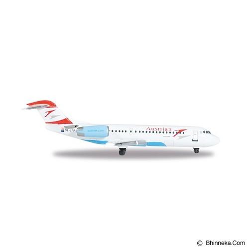 HERPA Austrian Airlines Fokker 70 [H527408] - Die Cast