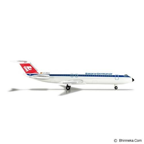 HERPA Bavaria Germanair BAC 1-11-500 [H524179] - Die Cast