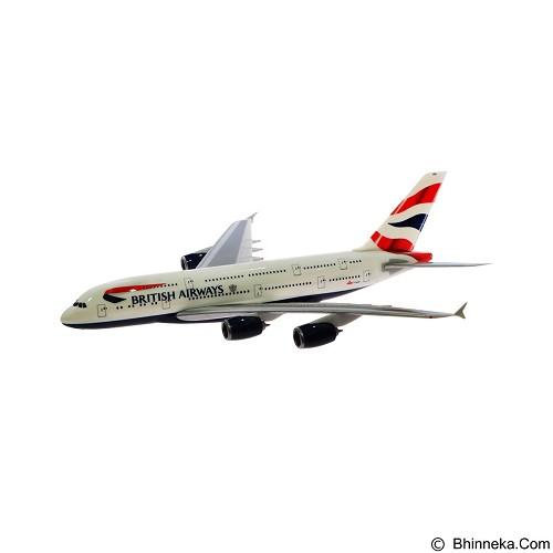 HERPA British Airways A380 800 [609791] (Merchant) - Die Cast