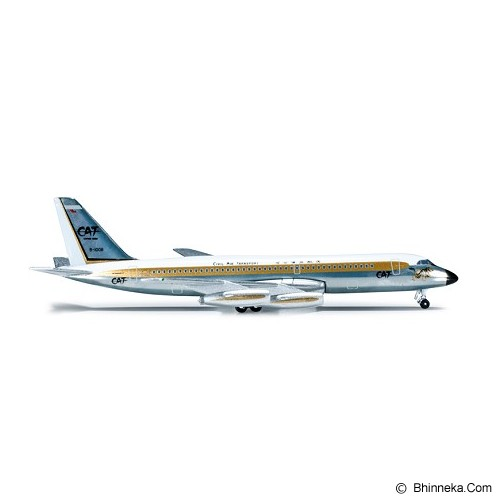 HERPA CAT Civil Air Transport Convair CV-880 Mandarin Jet [H523141] - Die Cast
