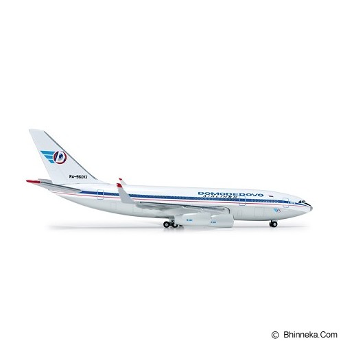 HERPA Domodedovo Airlines Ilyushin IL-96-300 [H518628] - Die Cast