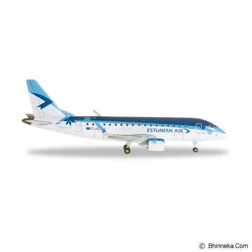 HERPA Estonian Airlines Embraer E170 [H527422] - Die Cast
