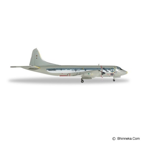 HERPA German Navy Lockheed P-3C Orion MFG3 50th Anniversary [H527125] - Die Cast