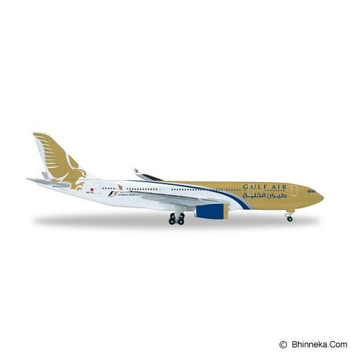 HERPA Gulf Air Airbus A330-200 [H526548] - Die Cast