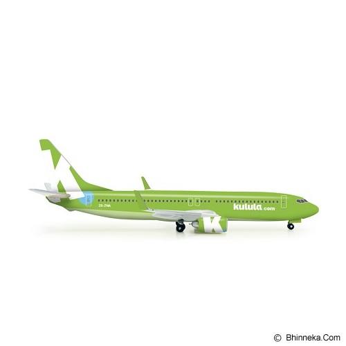 HERPA Kulula New 2012 Colors Boeing 737-800 [H523325] - Die Cast