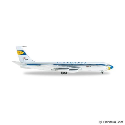 HERPA Lufthansa Boeing 707-400 [H526395] - Die Cast