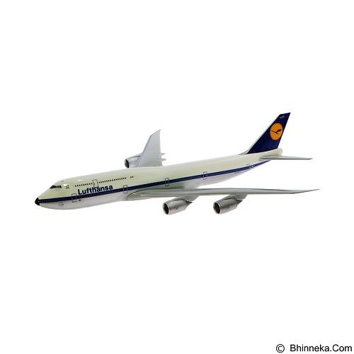 HERPA Lufthansa Boeing 747 8 I Retro [610599] (Merchant) - Die Cast