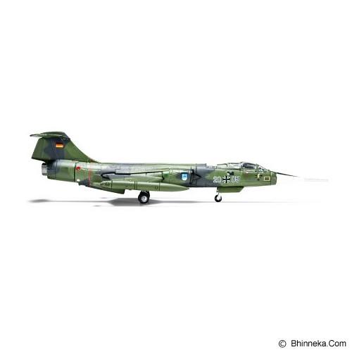 HERPA Luftwaffe F-104G Starfighter JaboG 34 [H555678] - Die Cast