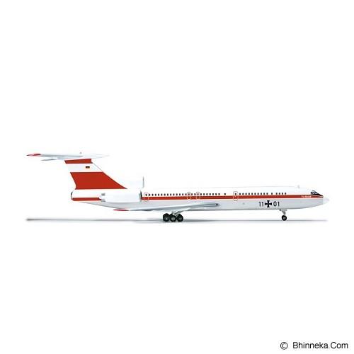 HERPA Luftwaffe LTG 65 Tupolev TU-154M [H556460] - Die Cast