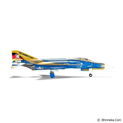 HERPA Luftwaffe McDonnell Douglas F-4F Phantom II JG71 R Phantom Pharewell [H556033] - Die Cast