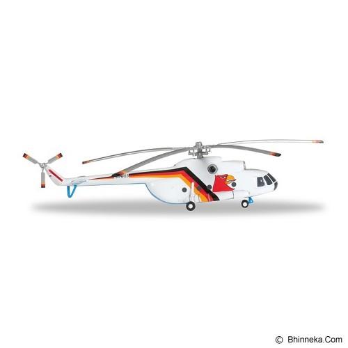 HERPA Luftwaffe Mil Mi-8T LTG 65 Fly-out colors [H556798] - Die Cast