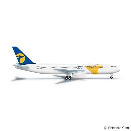 HERPA MIAT Mongolian Airlines Boeing 767-300 JU-1011 [H523905] - Die Cast